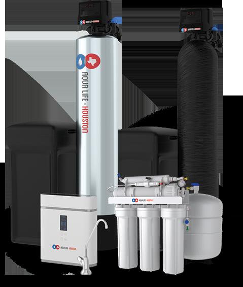 Aqua Life of Houston water filtration